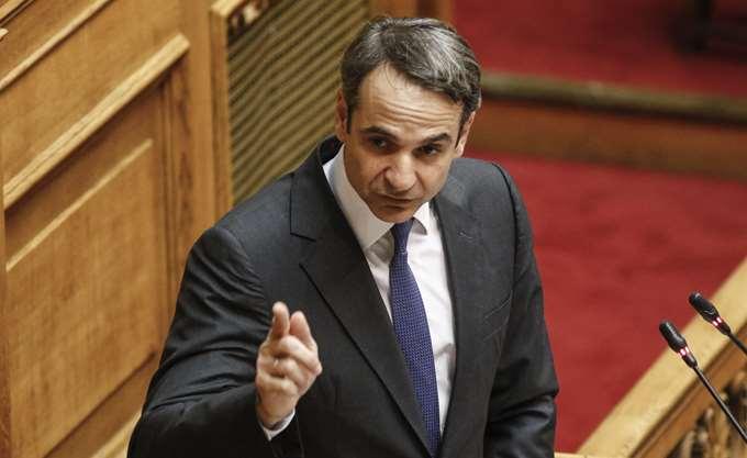 Κ. Μητσοτάκης: Δε θα ακολουθήσω τον Α. Τσίπρα στον πόλεμο λάσπης