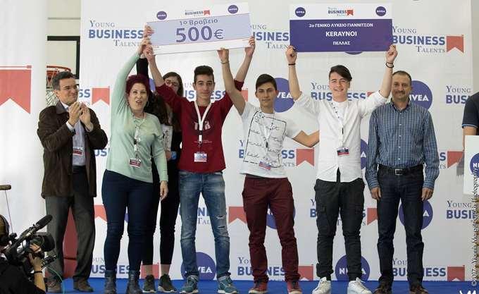 5η συνεχής χρονιά NIVEA Young Business Talents