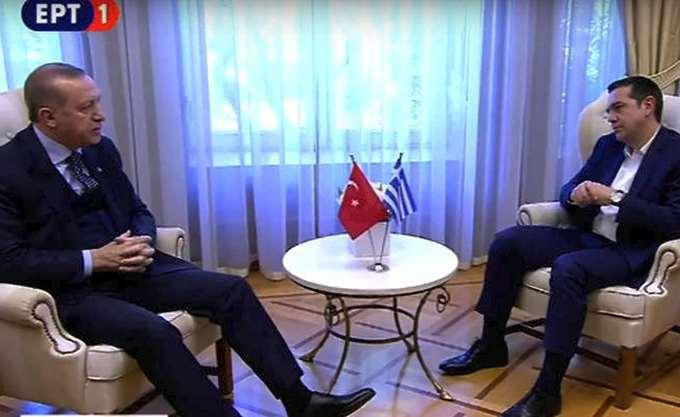 Ερντογάν: Εμείς ποτέ δεν εποφθαλμιούμε τα εδάφη άλλης χώρας