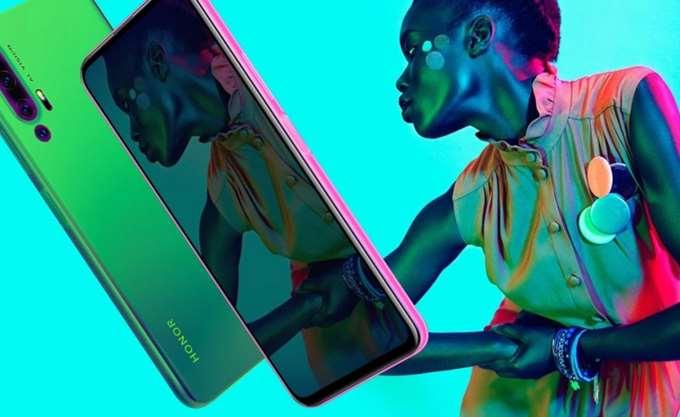 Honor: Στις 21 Μαΐου το πρώτο κινητό με δυναμικό ολογραφικό σχεδιασμό