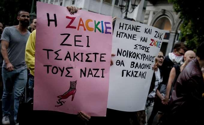 Προκαταρκτική έρευνα για το βίντεο από τη σύλληψη του Ζακ Κωστόπουλου