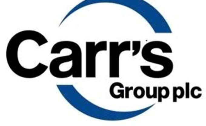 Αυξήθηκαν 55% τα κέρδη της Carr's Group