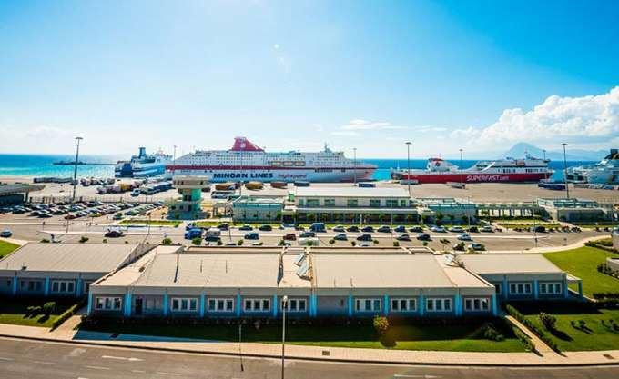 Πάτρα: Ξεκινούν εργασίες για την αναβάθμιση της ασφάλειας ελλιμενισμού των κρουαζιερόπλοιων