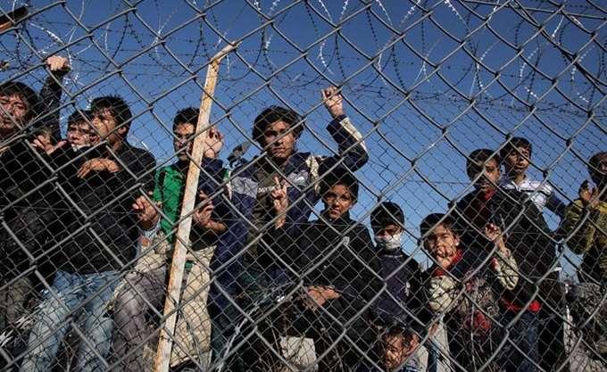 Επεισόδια μεταξύ προσφύγων στο hotspot του Σκαραμαγκά