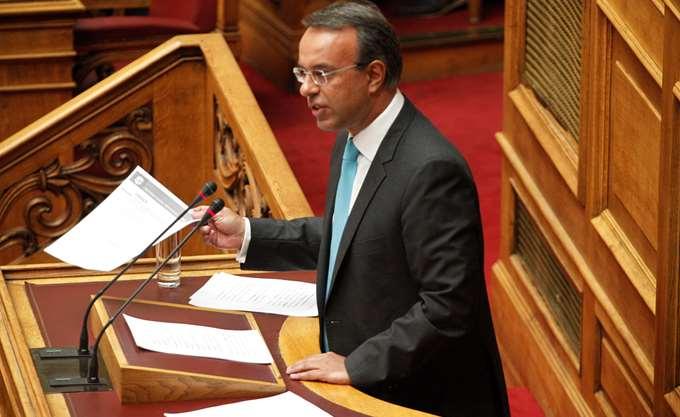 Ερώτηση Σταϊκούρα για την επισκόπηση δαπανών φορέων Γενικής Κυβέρνησης