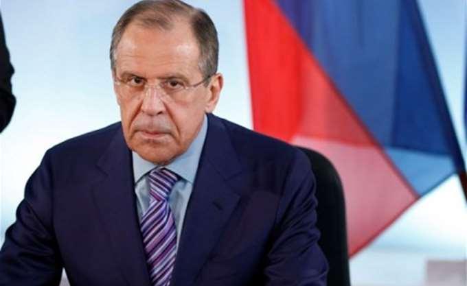 """Λαβρόφ: Η φερόμενη χημική επίθεση στη Συρία σκηνοθετήθηκε με τη βοήθεια μιας """"ρωσοφοβικής"""" χώρας"""