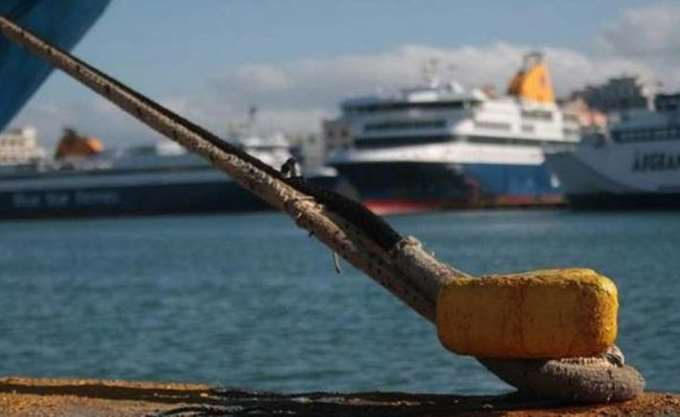 """Μηχανική βλάβη στο επιβατηγό οχηματωγό πλοίο """"Nήσος Μύκονος"""""""