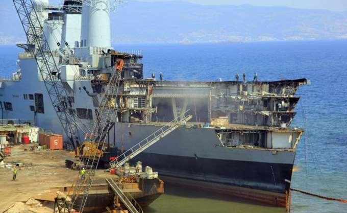 Ανοίγει ο δρόμος για την εξυγίανση των ναυπηγείων Σύρου μέσω Πτωχευτικού