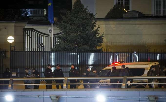 Τουρκία: Πυροβολισμοί κοντά στην πρεσβεία της Αυστρίας στην Άγκυρα
