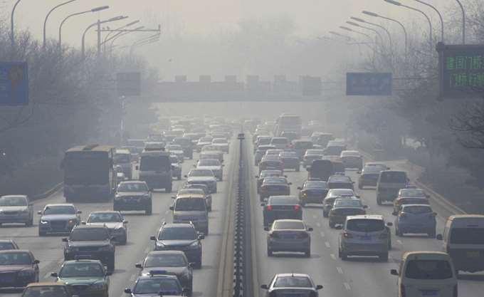 Κίνα: Διακόπτεται η παραγωγή 553 οχημάτων