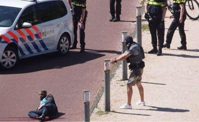 Επίθεση με μαχαίρι και τρεις τραυματίες στη Χάγη