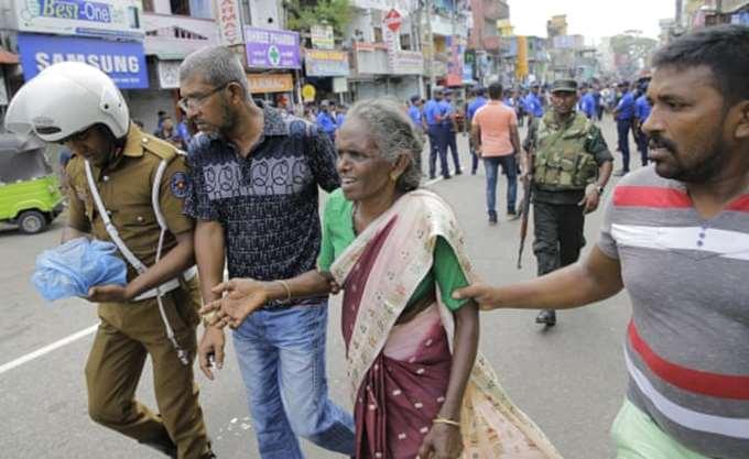 Σρι Λάνκα: Δύο Δανοί αγνοούνται ύστερα από τις επιθέσεις της Κυριακής
