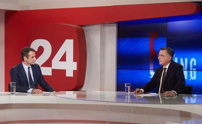 Κ. Μητσοτάκης: Όσο ο Α. Τσίπρας καλύπτει τον Π. Καμμένο είναι συνένοχος στις πράξεις του