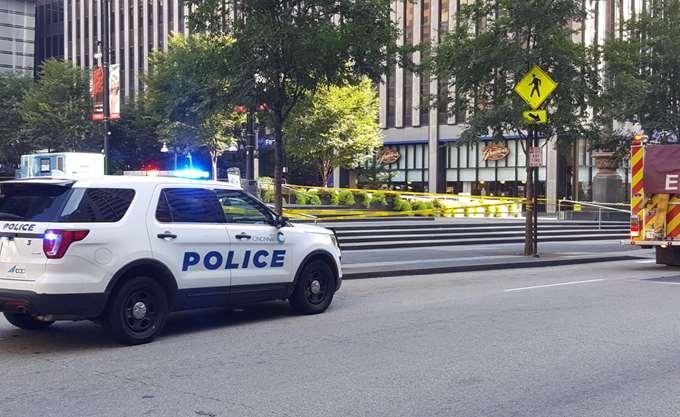Σινσινάτι: Τέσσερις νεκροί, μεταξύ των οποίων και ο δράστης, από πυροβολισμούς σε τράπεζα