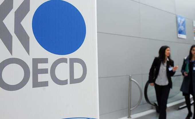 ΟΟΣΑ: Ο ρυθμός ανάπτυξης στις χώρες της G20 επιταχύνθηκε οριακά στο 1% το β' τρίμηνο
