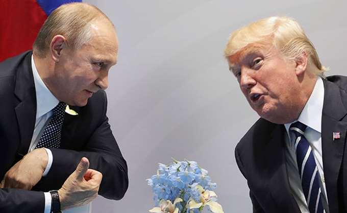 Στο Ελσίνκι στις 16 Ιουλίου η συνάντηση Τραμπ - Πούτιν