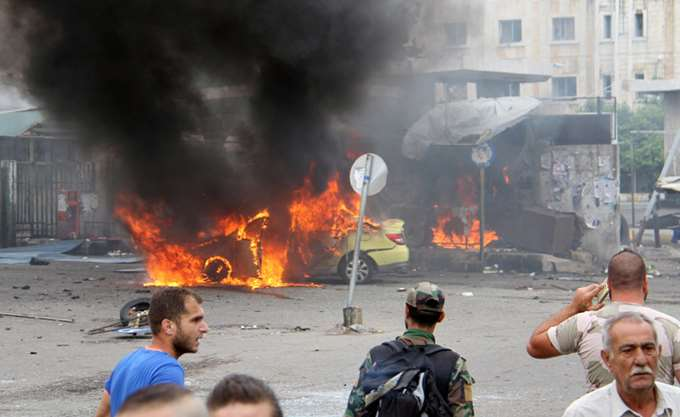 Ιορδανία: Μόνο μια πολιτική λύση θα μπορούσε να εγγυηθεί την σταθερότητα της Συρίας