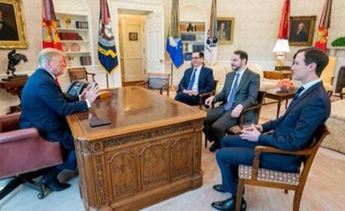 """Συνομιλία με τον Τραμπ είχε ο Τούρκος ΥΠΟΙΚ - """"Λογική"""" βρήκε τη στάση του για τους S-400"""