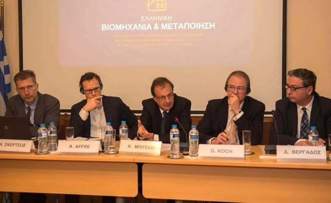 Ευρωπαίοι Βιομήχανοι σε ΣΕΒ: Πληρώνετε 30% ακριβότερο από την Ευρώπη το ρεύμα