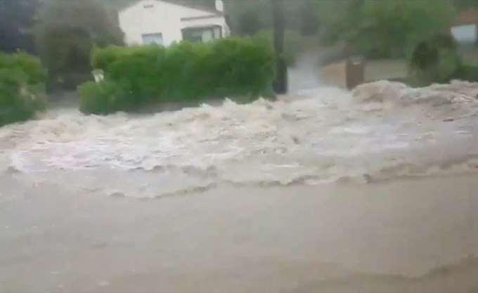 Γαλλία: Στους 12 ο αριθμός των νεκρών από τις πλημμύρες