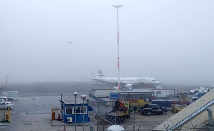 Θεσσαλονίκη: Κανονικά διεξάγονται οι πτήσεις στο αεροδρόμιο Μακεδονία