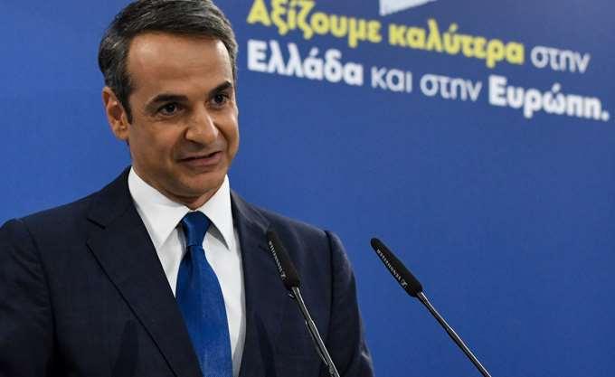 Τι απάντησε ο πρόεδρος της ΝΔ στην ερώτηση του Capital.gr