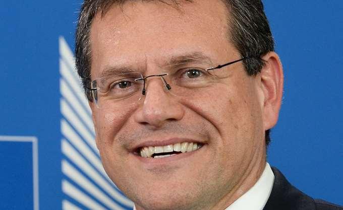 Σέφκοβιτς: Η Ελλάδα μπορεί να γίνει ενεργειακός κόμβος της ΝΑ Ευρώπης