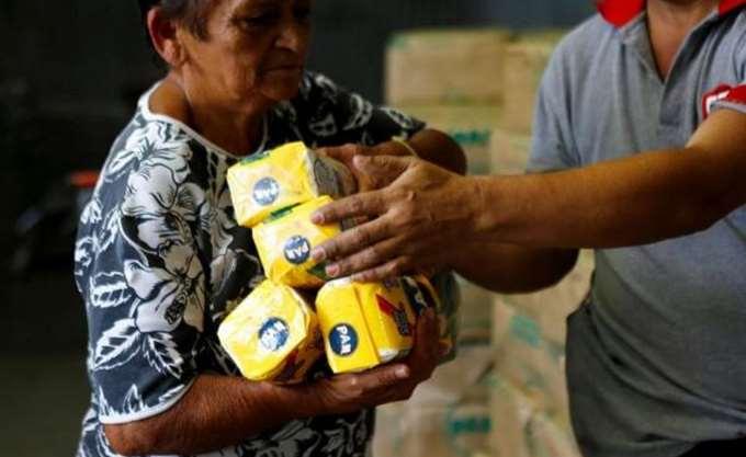 Βενεζουέλα: Συμφωνία κυβέρνησης-Ερυθρού Σταυρού για τη διανομή ανθρωπιστικής βοήθειας