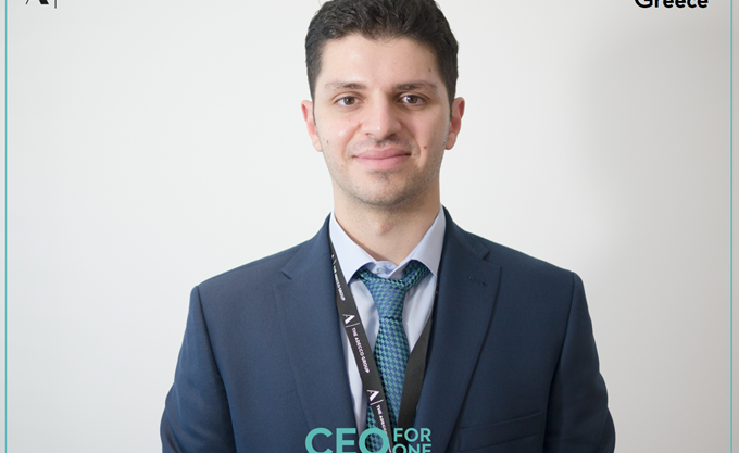 Adecco: Ο Δ. Ασπρούλης CEO for One Month 2018