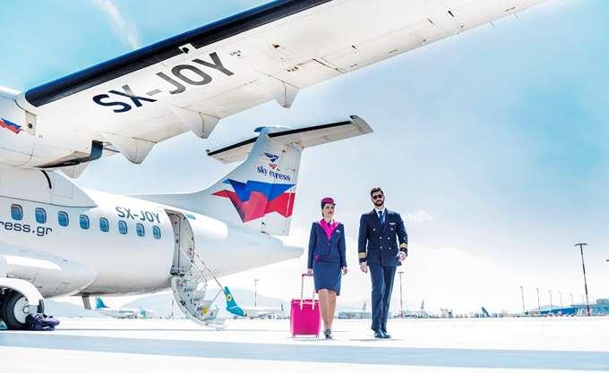 Με την Sky Express πετάς για Χανιά και κάνεις island hopping σε Αιγαίο και Ιόνιο
