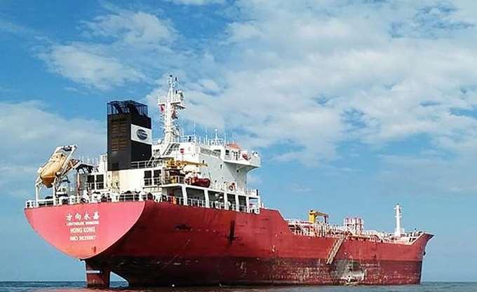 Ν. Κορέα: Κατασχέθηκε το δεξαμενόπλοιο που φέρεται να μετέφερε καύσιμα στη Β. Κορέα