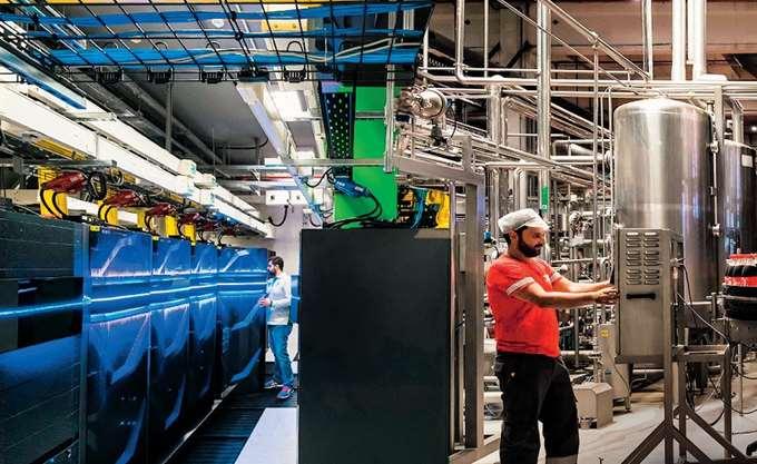 OTE: Υλοποιεί επένδυση τεχνολογίας της Coca-Cola HBC ύψους 8,7 εκατ.