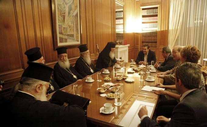 Αρχιεπίσκοπος Ιερώνυμος: Το μέλλον απαιτεί την προσφορά ενός οράματος