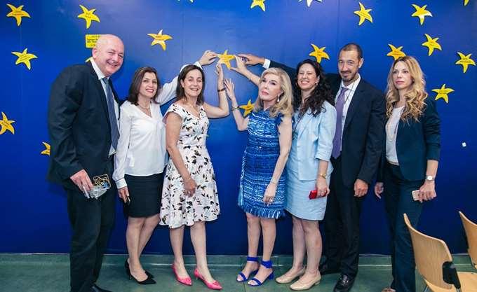 Συμμαχία Ελλάδας - Ισραήλ κατά του παιδικού καρκίνου