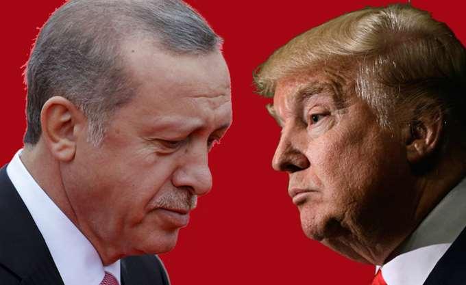 Ο Trump προσπαθεί να αποσπάσει τον Erdogan από τις αγκάλες του Putin