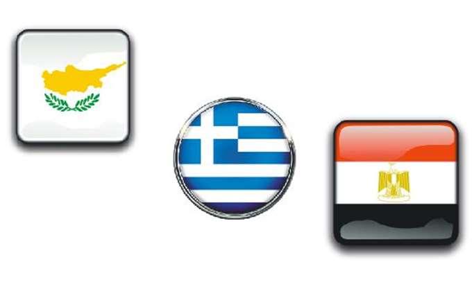 Σε νέα τριμερή υπουργική διάσκεψη για θέματα περιβάλλοντος προχωρούν Ελλάδα, Κύπρος και Αίγυπτος