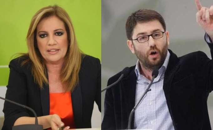 Διαφωνία Ν. Ανδρουλάκη με την πρόταση Γεννηματά για έκτακτο συνέδριο ΚΙΝΑΛ μετά τις εκλογές