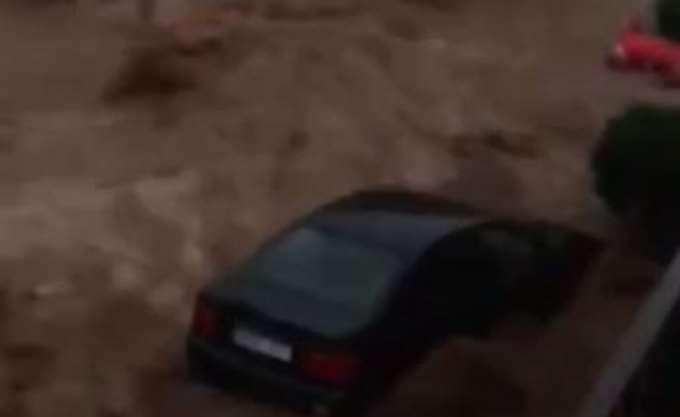 Ισπανία: Τουλάχιστον πέντε νεκροί από τις πλημμύρες στη Μαγιόρκα