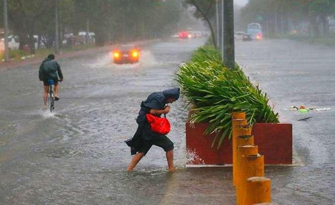 Τουλάχιστον δύο νεκροί στις Φιλιππίνες και ένας στην Ταϊβάν από τον υπερτυφώνα Μανγκούτ