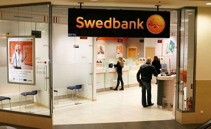 Παραιτήθηκε από τη θέση του ο πρόεδρος της Swedbank