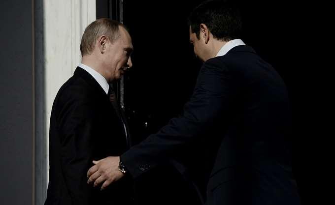 Οριστικοποιήθηκε επίσκεψη Τσίπρα στη Μόσχα στις 7 Δεκεμβρίου