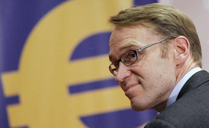 Ο Γενς Βάιντμαν έτοιμος για την ηγεσία της Ευρωπαϊκής Κεντρικής Τράπεζας