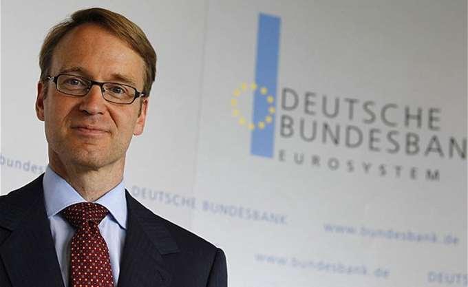 Στην Αθήνα ο επικεφαλής της Bundesbank, J. Weidmann