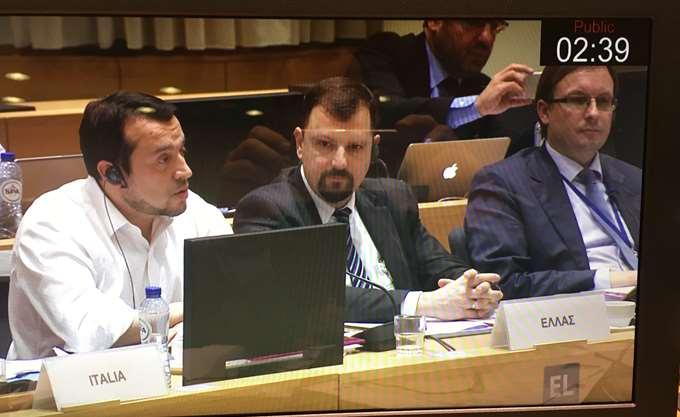 Στη Σύνοδο Υπουργών Τηλεπικοινωνιών της Ε.Ε. ο Ν. Παππάς