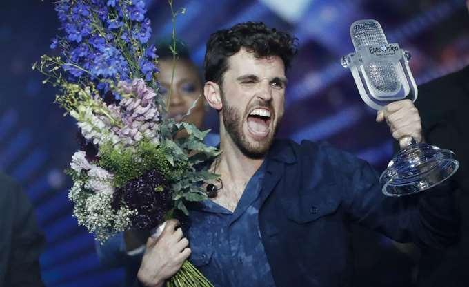 Eurovision: Νικήτρια η Ολλανδία-21η η Ελλάδα