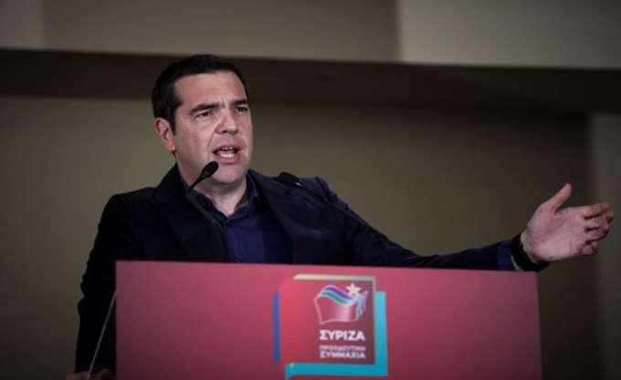 Δύσκολη η προεκλογική μάχη είπε ο Τσίπρας- Επιτέθηκε σε Μητσοτάκη και Βενιζέλο