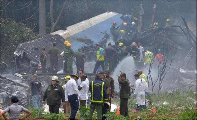 Κούβα: Στους 112 οι νεκροί από το αεροπορικό δυστύχημα της 18ης Μαΐου