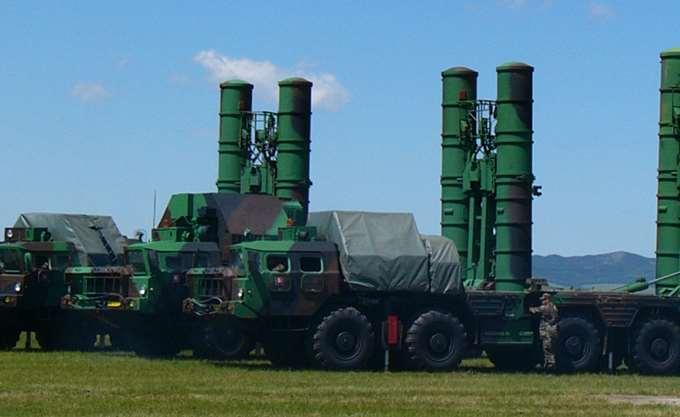 Η Ρωσία ολοκλήρωσε την παράδοση των S-300 στη Συρία