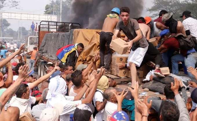 Άλμα στις αιτήσεις ασύλου από Βενεζουελανούς στην ΕΕ