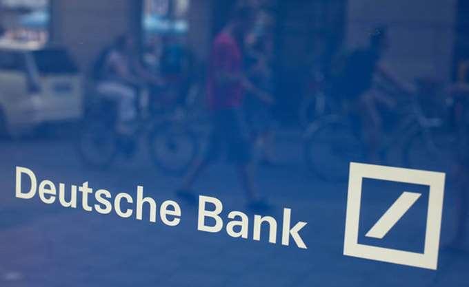 Περικοπές θέσεων εργασίας προαναγγέλλει η Deutsche Bank